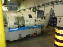 2000 Okuma Crown L1060 CNC Lath