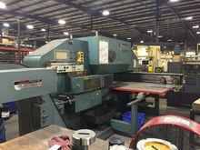 1986 Amada Pega 357 CNC Turret