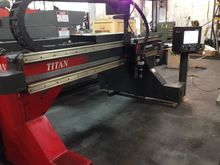8' X 30' Messer Titan 6/4 LP Pl