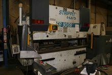 90 Ton LVD PPEB Cadman CNC Hydr