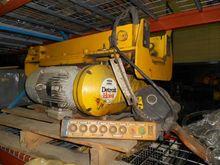 Pre Owned Detroit 7.5 Ton Hoist