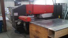 Amada Pega 244 CNC Turret Punch