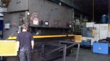 200 Ton HTC Hydraulic Press Bra