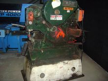 33 Ton Muber KBL-OF Ironworker