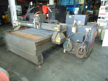 5 X 12' MULTICAM 3000-MP204 CNC