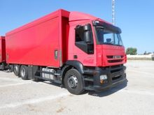 Used IVECO AD260S36