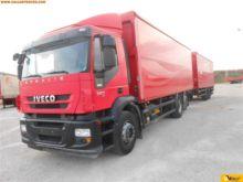 2007 IVECO AD260S36Y