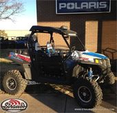 2012 POLARIS RZR XP 900 EFI