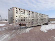 2016 WILSON Spread Axle Cattle