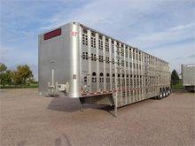2014 WILSON Quad Axle Livestock
