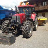 2010 Case IH CVX140 Farm Tracto