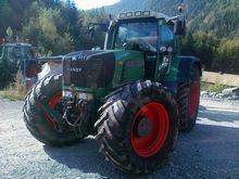 2006 Fendt 924 TMS Farm Tractor