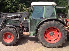 2000 Fendt 280S Farm Tractors