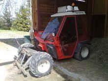 1993 Aebi TT90 Slope tractor