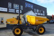 New Terex TA6S Site Dumpers @EM