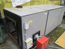 Riello Industrial Gas Burner Th