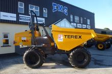 New Terex TA9 Site Dumper