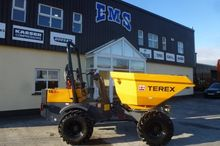 New Terex TA3 Site Dumper