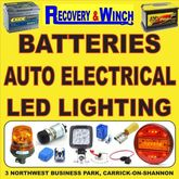 BATTERIES AUTO ELECTRICAL & LED