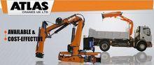 Truck Mounted Cranes - Atlas &