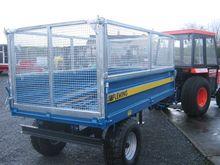 tractor tipper trailer kioti ku