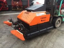 Forklift Sweeper warehouse swee
