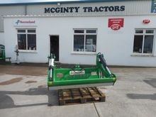 Cashel Bale Cutter Demonstratio