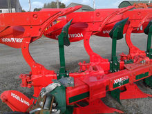4 FURROW XM PLOUGH - VOGEL & NO