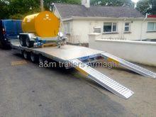 aluminium trailer ramps for ifo