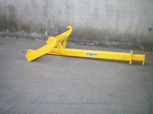 Jib crane extension jib