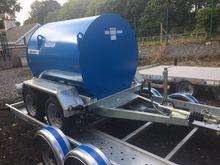 Bunded diesel fuel bowser