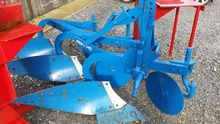 new fiskar 3 furrow plough