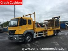 06 mercedes 18 ton traffic mana