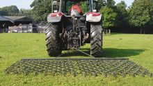 Trailed Chain harrows