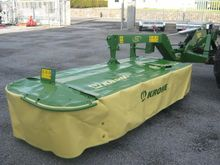 Used krone disc mowe