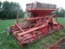 lely 4m power harrow drill comb