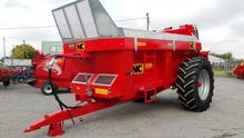 NC Rear Dung Spreader