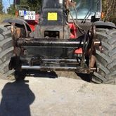 Manitou Quick fit Headstock Hyd