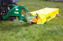 New Major 8' Disc Mower