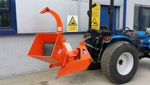 Danso BSX42S wood chipper July