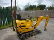 JCB Micro 8008 Mini Excavator