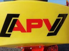 APV Air Seeders and Disc Spread