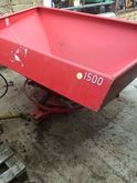 Lely 1500 fertiliser sower