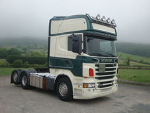 Scania R Series R500 LHD Tag Ax