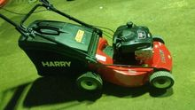 harry self propelled lawn mower