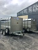 IFOR WILLIAMS TRAILER 12x5'10
