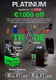Trade in old Tyre Changer and W