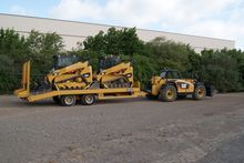 2 Axle Agricultural Low Loader