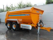 Used 25 tonne hardox