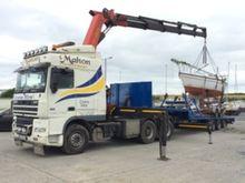 Boat Transportation & Crane Hir